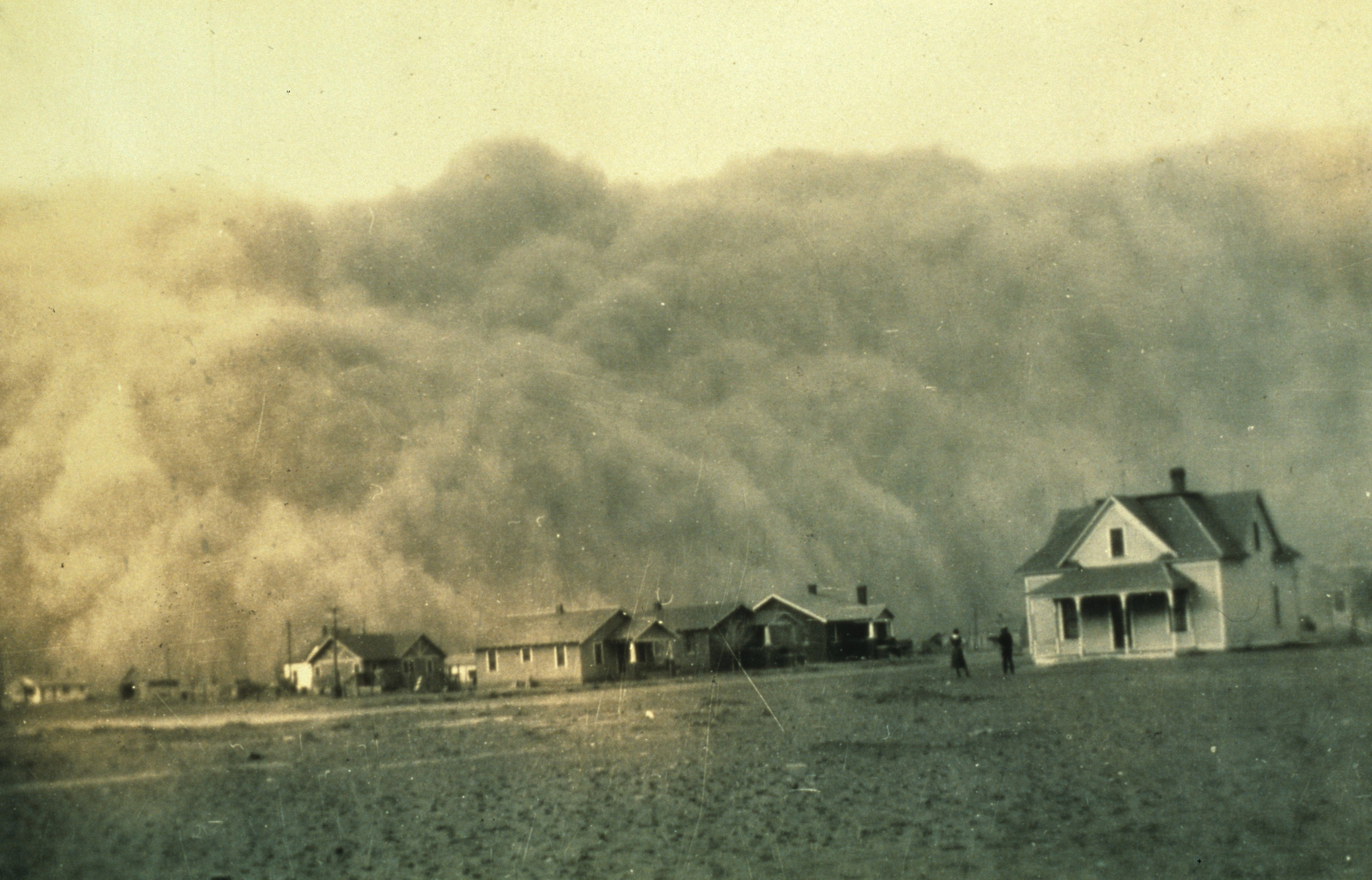 what caused the dust bowl Start studying chapter 25 - the great depression, new deal & dust bowl learn vocabulary, terms, and more with flashcards, games, and other study tools.
