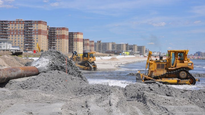Ocean City Beach Nourishment
