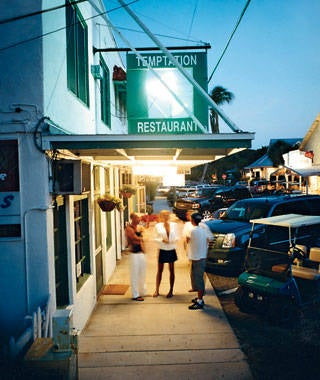 Little Gasparilla Island Restaurants
