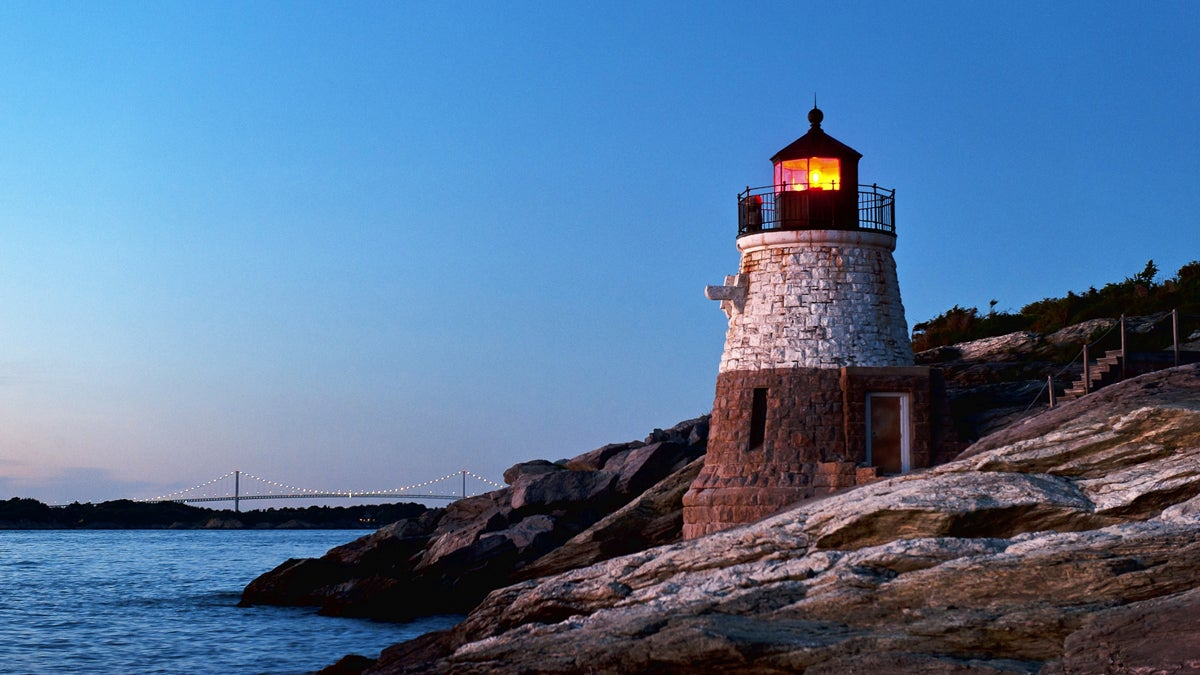 Rhode Island Attractions Rhode Island Coast Scenic