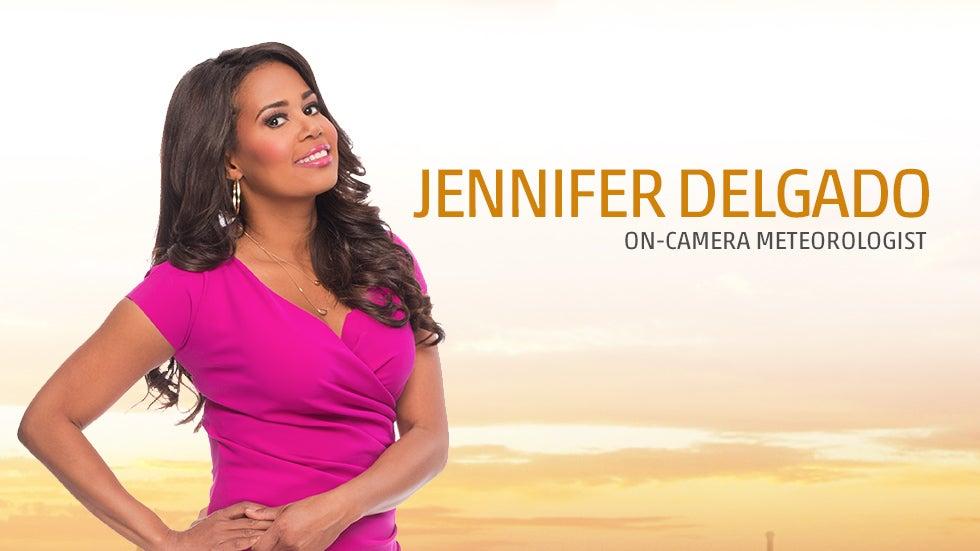 Weather Channel Cast : Jennifer delgado amhq g