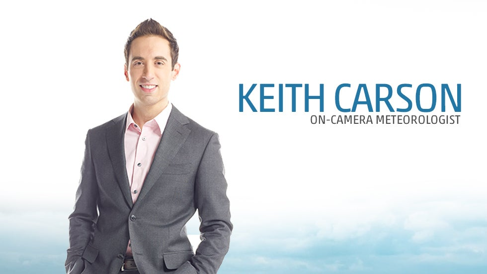 keith carson height