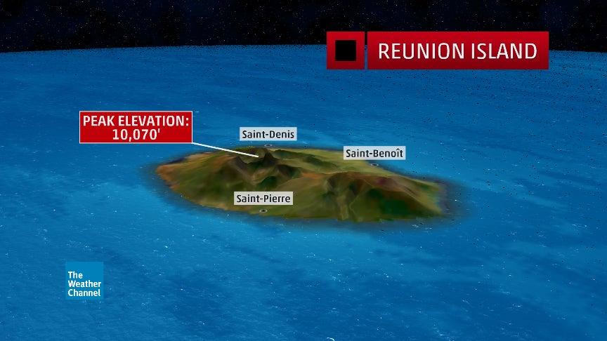 La Reunion Island Weather