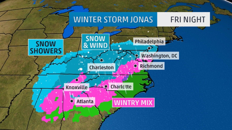 snow storm narrative essay