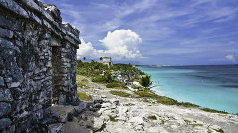 Ranked 10th in TripAdvisor's top 10 destinations for travelers this summer, Playa del Carmen, Mexico is one of the top diving destinations in the world, thanks to vibrant sea life and dazzling underwater caverns. Visitors can spend see playful spider monkeys at The Jungle Place sanctuary or explore the ancient ruins of the Coba Mayan Village. (Courtesy of TripAdvisor)