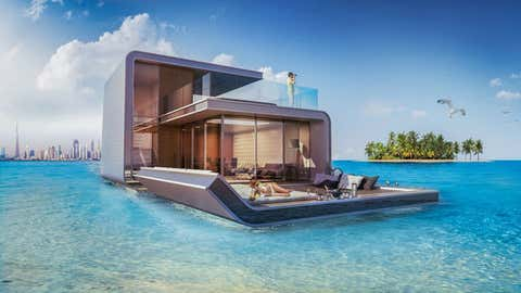 Floating Seahorse Homes Bring Luxury Underwater Living To Dubai The Weather Channel Articles From The Weather Channel Weather Com