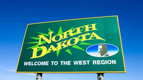 With a well-being score of 70.4, North Dakota snagged the title of the nation's best well-being state, according to the 2013 Gallup-Healthways Well-Being survey. Click through to countdown from the happiest state to the saddest — and to find out where your state ranks. (Ron Chapple/Thinkstock)