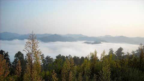 Mountain valley fog in eastern Kentucky. (iWitness/BillEAST48)