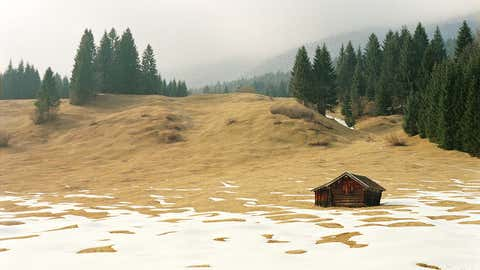 Mountain cabin porn Stunning Cabins In The Wild Photos The Weather Channel Articles From The Weather Channel Weather Com