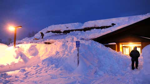 Valdez, Alaska. (Marc Lester/Anchorage Daily News/MCT)