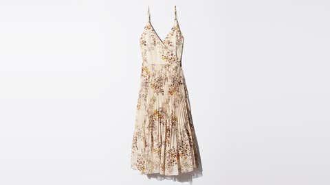 Wilfred Beaune dress, $195, aritzia.com  (originally posted on flare.com)