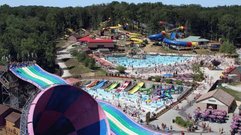 Holiday World Water Park