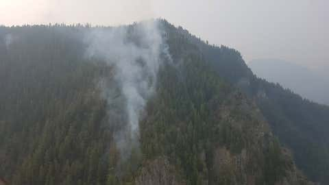 (B.C. WIldfire Services)