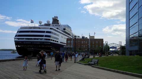 Halifax Waterfront (Meghan Groff/NEWS 95.7)