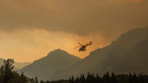 The Kenow Fire (Parks Canada/Dan Rafla)