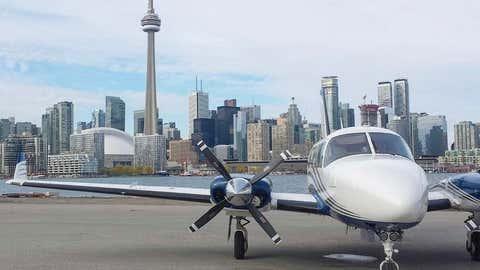 FLYGTA plans to offer flights to Barrie, Kitchener-Waterloo and London, Ontario in the coming weeks. (Instagram/iFLYGTA)