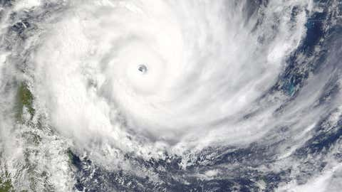 Very Intense Tropical Cyclone Gafilo approached Madagascar. The system soon became the most intense tropical cyclone in the South-West Indian Ocean on record, before making landfall over Madagascar early on March 7. This image was taken by the Moderate Resolution Imaging Spectroradiometer (MODIS) on NASA's Terra satellite
