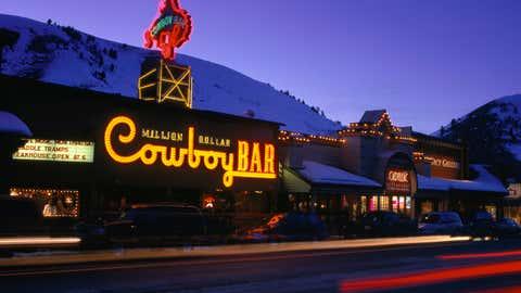 Jackson Hole, Wyoming, United States, North America