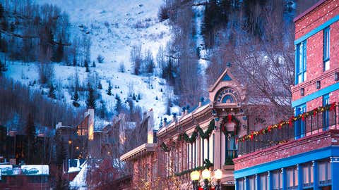 Aspen is a town, city, and ski resort community in Pitkin County, Colorado, United States. It is the county seat of Pitkin County and is in a remote area of the Rocky Mountains' Sawatch Range.