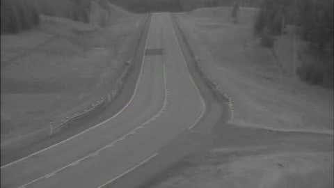 Highway 22 road camera Alberta Transportation
