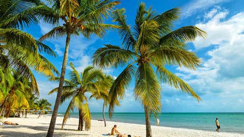 With excellent beaches and diving spots, Key West was ranked 10th in TripAdvisor's list of top winter destinations Where Americans can save on a weeklong trip with January 16-22 as the least expensive winter week to visit. (Courtesy of TripAdvisor)