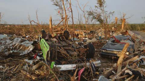 Alabama Tornadoes