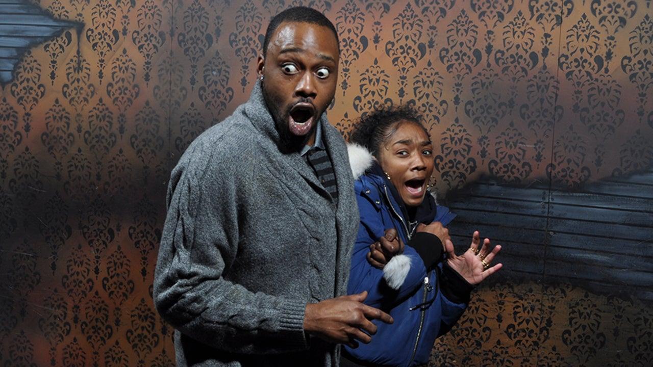 'Faces of Fear': Terrified Reactions at a Niagara Falls Haunted House (PHOTOS)