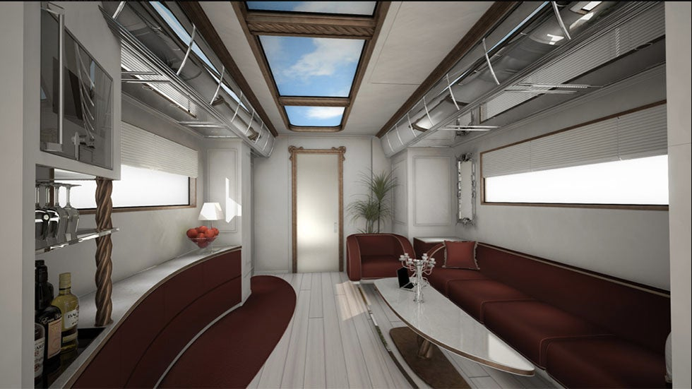World's Most Expensive Motor Home (PHOTOS)