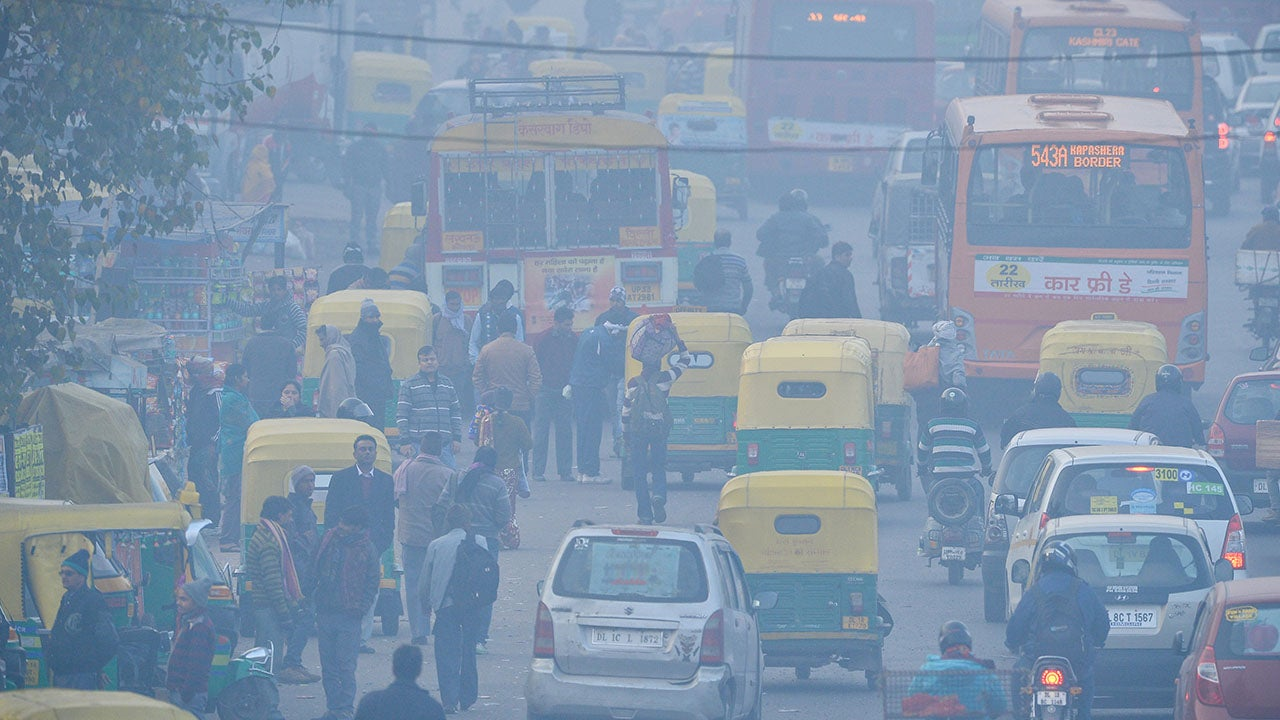 Study: Air Pollution Kills More Than 5.5 Million Annually