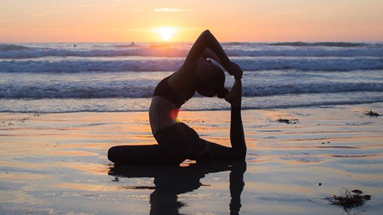 йога доброе утро фото его помощью
