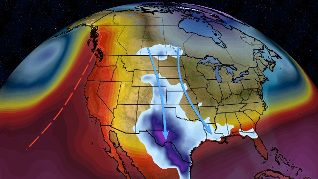 April Chill May Last Into Next Week in the Plains as West Coast Heats Up | The Weather Channel - Articles from The Weather Channel | weather.com