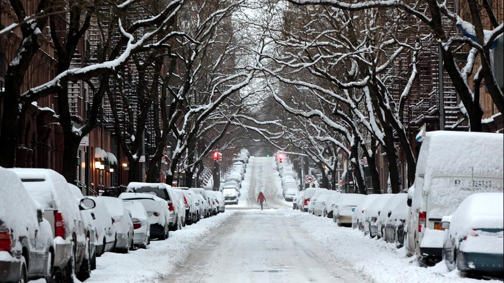 What Is Your Snowiest Month Of The Year?