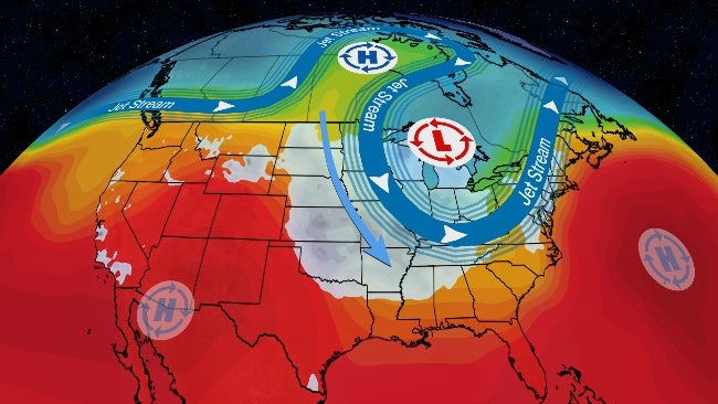 A Taste of Fall: Central U.S. Keeps Its Cool in the Dog Days of August This Week