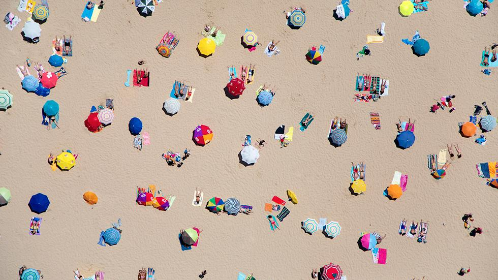 Stunning Summer Aerials from Around the World (PHOTOS)