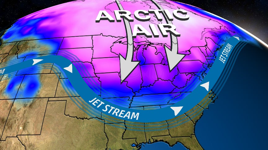 The Polar Vortex Has Fallen Apart, Which is Likely to Unleash a Much