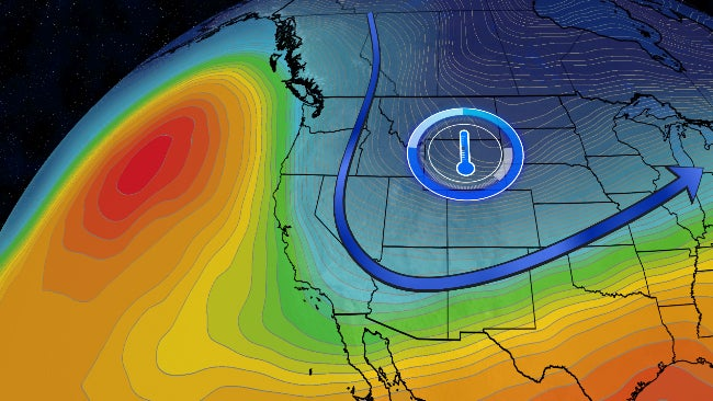 October Cold Snap Will Smash Records in Parts of U.S. Into Next Week