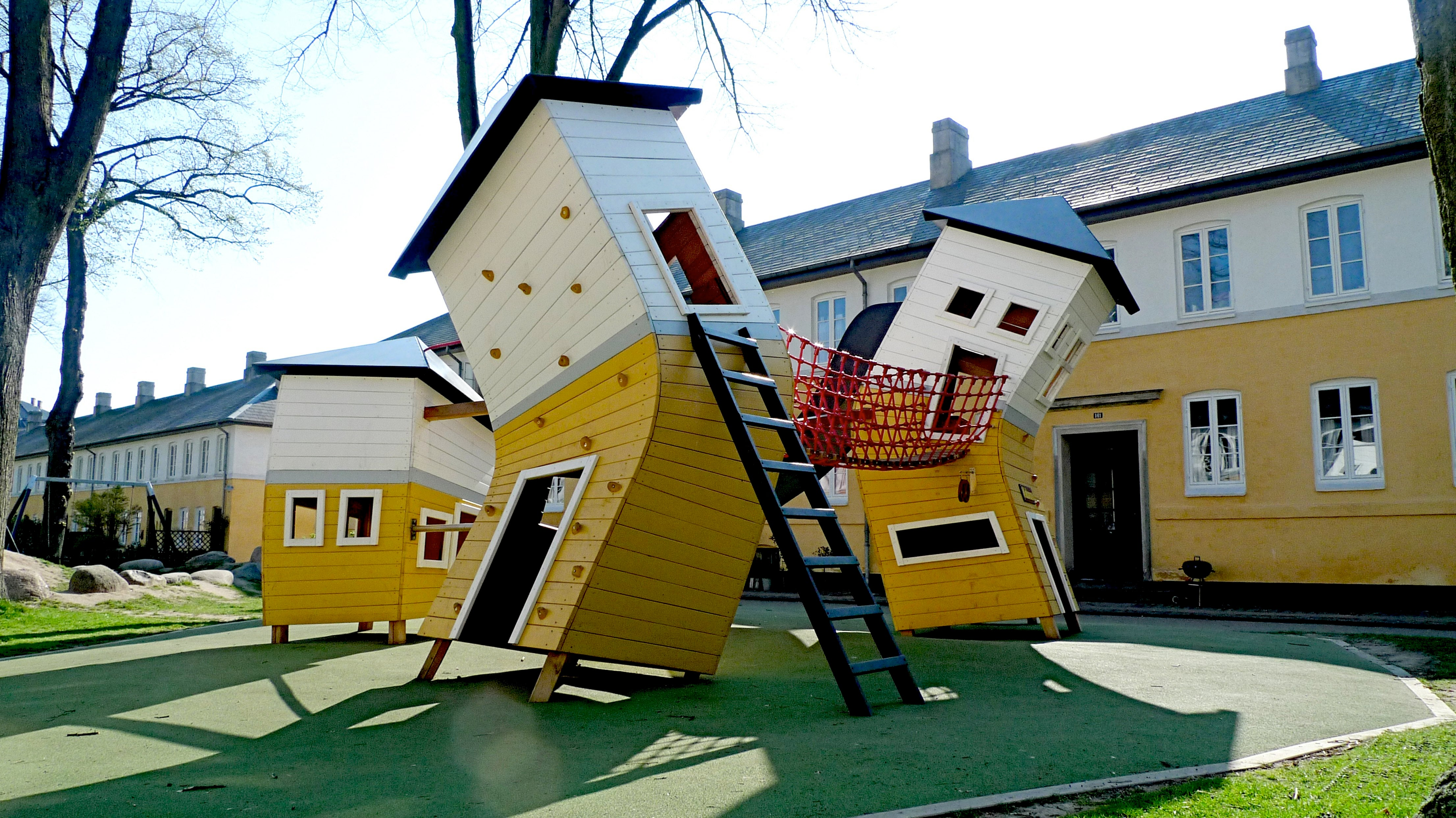 The Most Amazing Playgrounds in the World (PHOTOS)