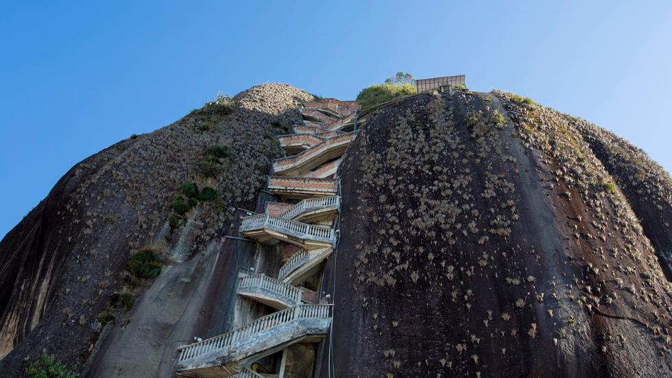 10 Scariest Stairs In The World Photos The Weather Channel