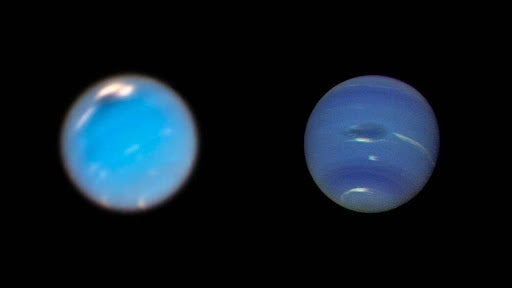 Scientists Observe Formation of Neptune's Great Dark Spot, Thanks to Hubble Telescope