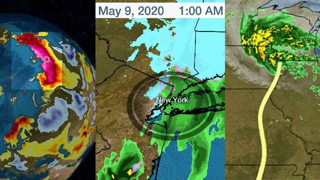 The 20 Weirdest Things We've Seen in 2020's Weather So Far