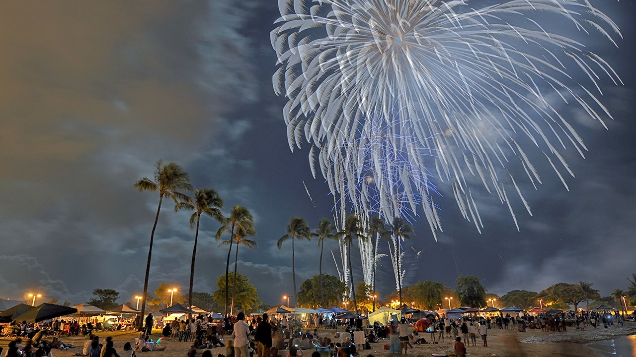 Are Fireworks Legal in Your State? | The Weather Channel