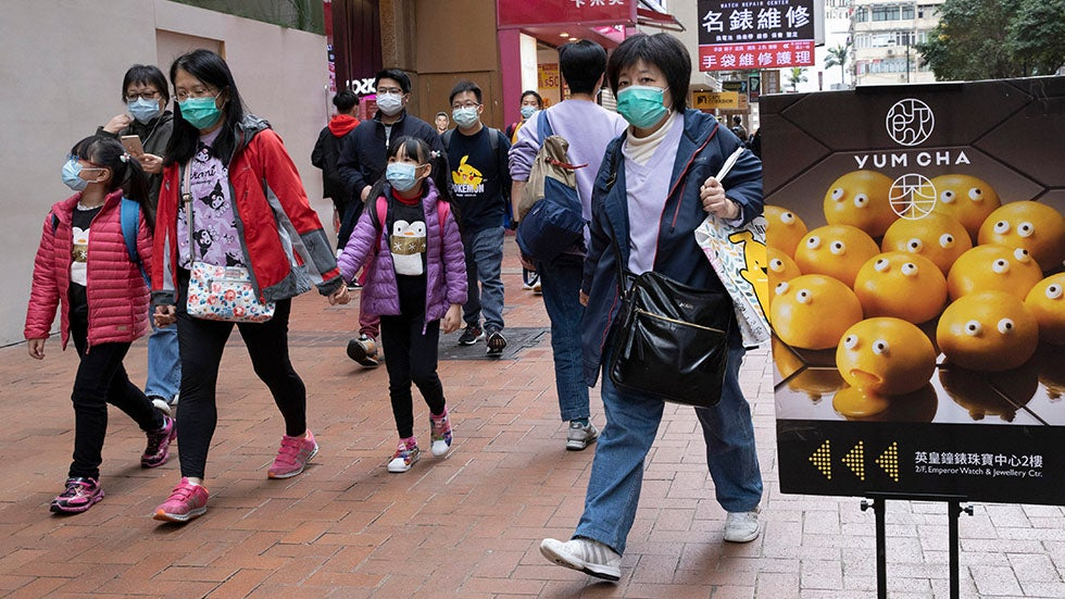 Coronavirus Death Toll Surges Over 700