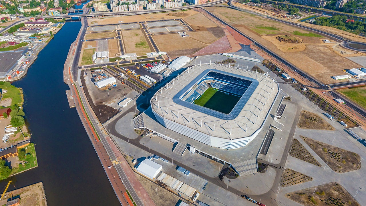 Questions Swirl Over Sustainability of Russia's World Cup Stadiums