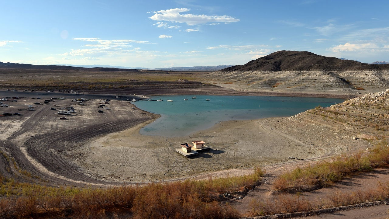 Lake Mead Water Level Forecast 17
