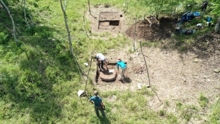 Maya Capital Discovered on Cattle Ranch in Mexico