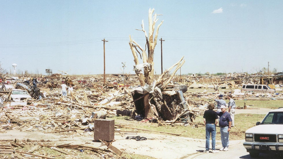 How May 3, 1999, Kicked Off a Life-Changing Stretch of Oklahoma Tornadoes