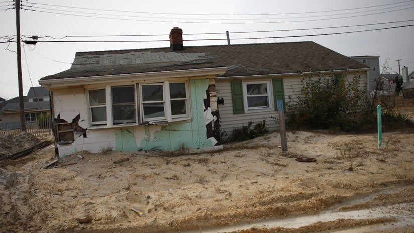 Superstorm Sandy Victims Told To Pay Back $24 Million in Emergency FEMA Aid