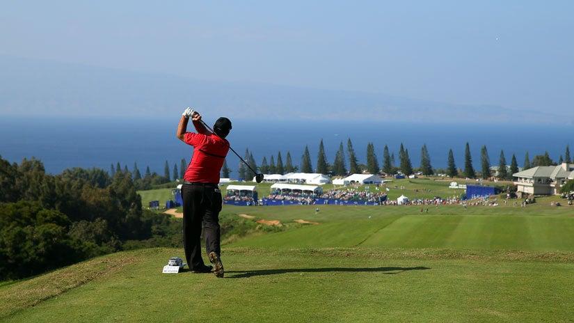 Champion Golfer's Surprise Reveal