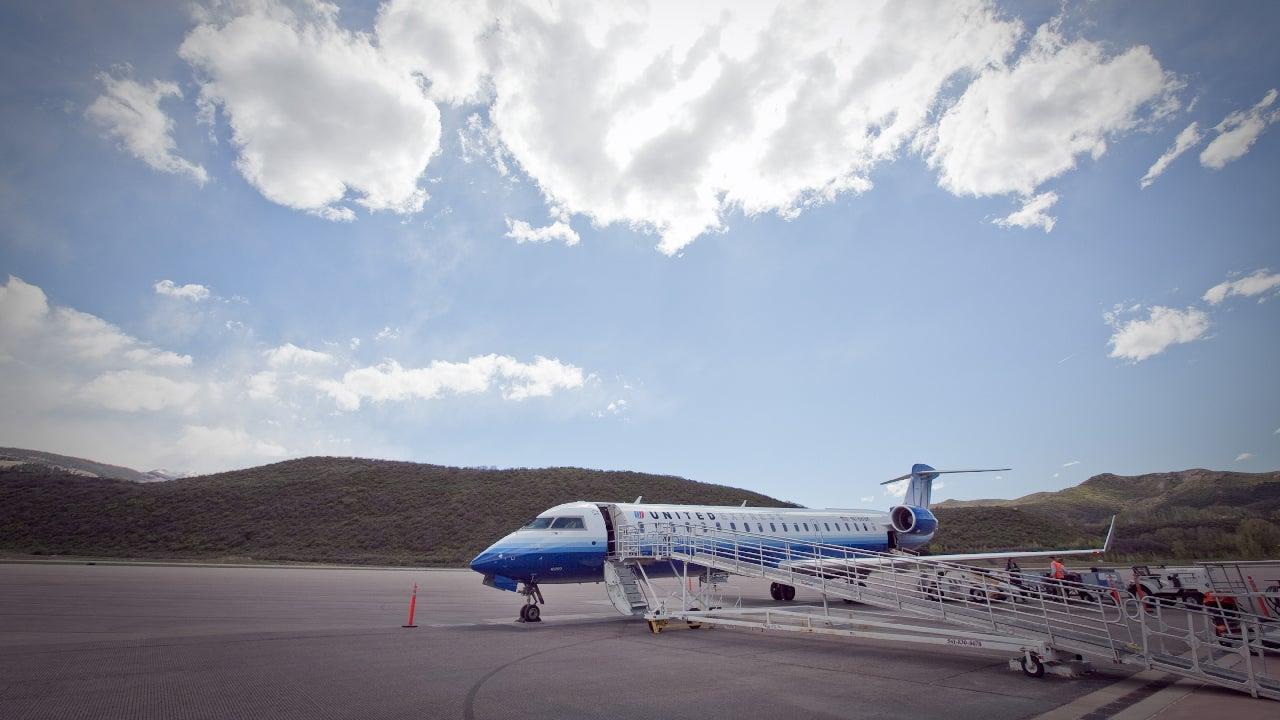 Travel Weathercom - Us air travel weather map