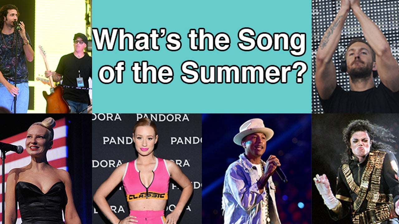 Is There an Official 2014 Song of Summer?